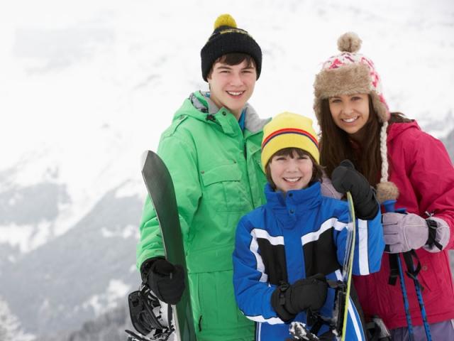 觀光遊客也能當天往返札幌市內的滑雪場,輕松方便,樂趣無窮